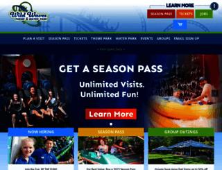 wildwaves.com screenshot