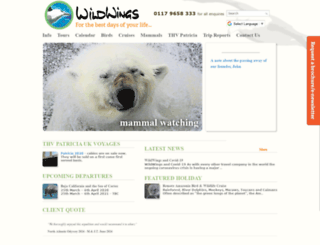 wildwings01.businesscatalyst.com screenshot
