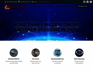 wilkinsradio.com screenshot