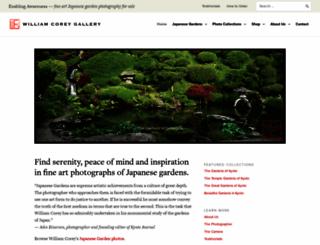 williamcorey.com screenshot