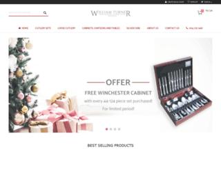 williamturnersheffield.com screenshot