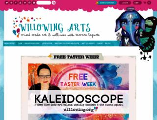 willowing.org screenshot