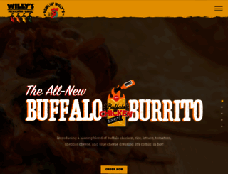 willys.com screenshot