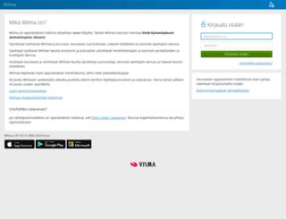 wilma.ekami.fi screenshot