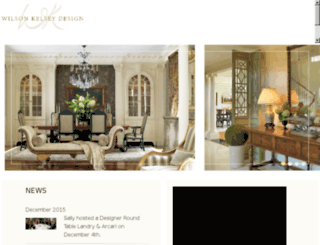 wilsonkelseydesign.com screenshot