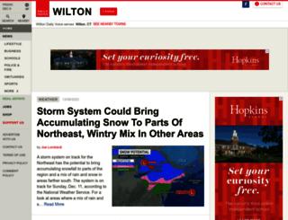 wilton.dailyvoice.com screenshot