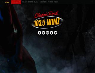 wimz.com screenshot
