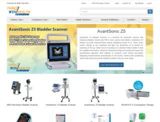 win-health.com screenshot