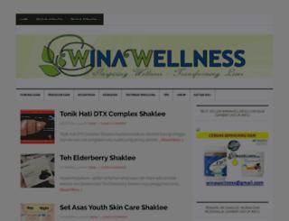 winawellness.com screenshot