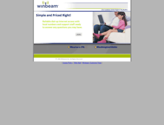 winbeam.com screenshot