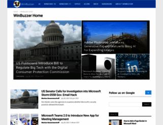 winbuzzer.com screenshot