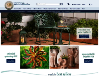 windandweather.com screenshot