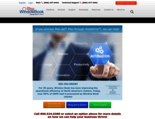windowbook.com screenshot