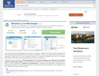 windows-live-messenger.malavida.com screenshot