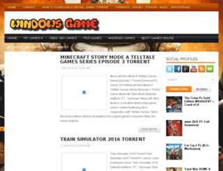 windowsgame.org screenshot