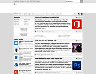 windowsorjinalyapmak.blogspot.com screenshot