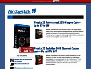 windowstalk.org screenshot
