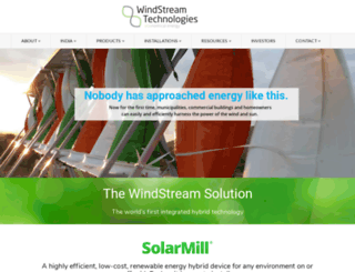 windstream-inc.com screenshot