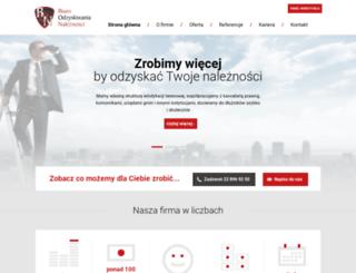 windykacja-bon.pl screenshot