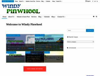 windypinwheel.com screenshot