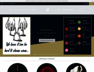 wine-family.com screenshot