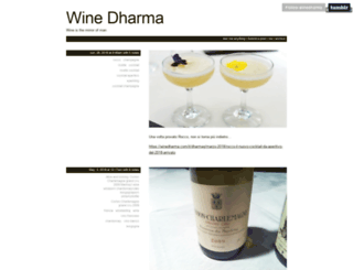 winedharma.tumblr.com screenshot
