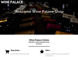 winepalace.es screenshot