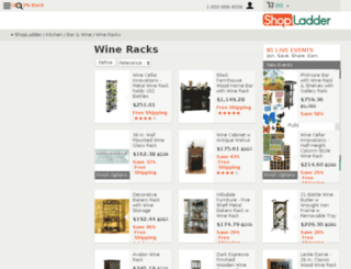 winerackstation.com screenshot