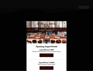 wineryatbullrun.com screenshot