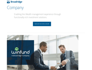 winfund.com screenshot