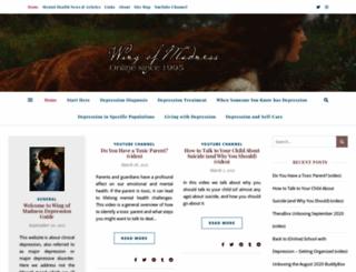 wingofmadness.com screenshot