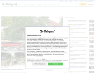 winkelvandekrant.nl screenshot