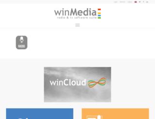 winmedia.org screenshot