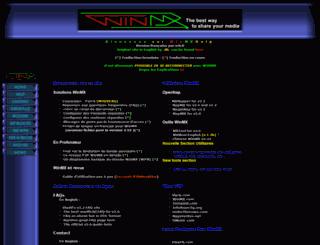 winmx.2038.net screenshot