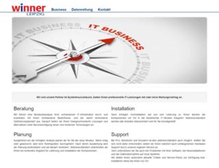 winner-netshop.de screenshot