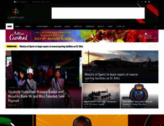 winnfm.com screenshot