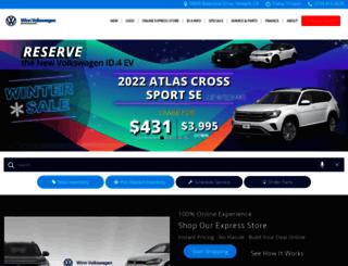 winnvw.com screenshot
