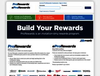 winprorewards.com screenshot