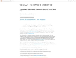 winrarpasswordremoverr.blogspot.com screenshot