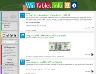 wintablet.info screenshot