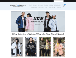 winterclothes.com.my screenshot