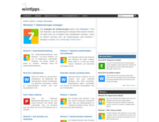 wintipps.com screenshot