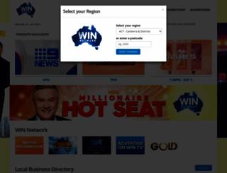 wintv.com.au screenshot