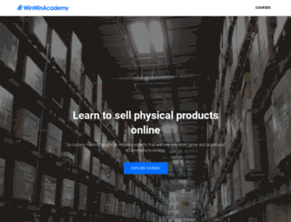 winwinacademy.com screenshot