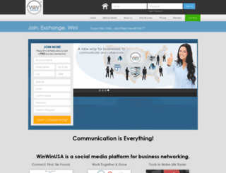 winwinusa.com screenshot