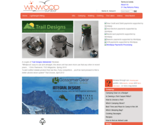 winwood-outdoor.co.uk screenshot