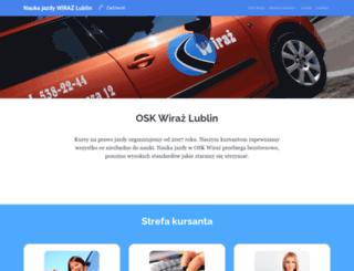 wiraz.info screenshot