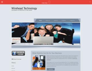 wireheadtec.com screenshot