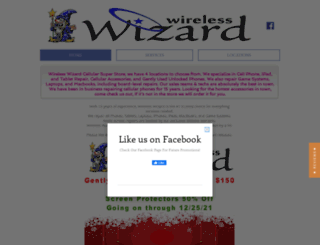 wirelesswizardms.com screenshot