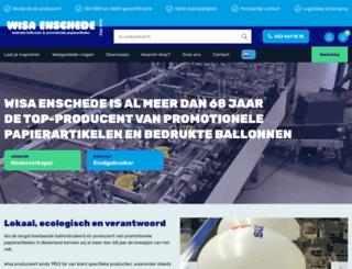 wisa.nl screenshot